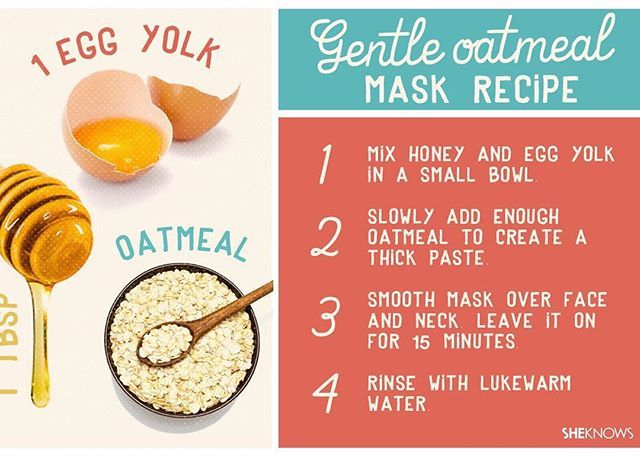 If your skin is oily or tends to breakout easily, try this homemade face mask. - This mask is awesome!