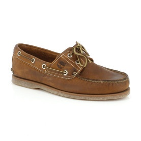 """Chaussures bateaux """"Timberland Icon Classic 2-Eye"""" brune - Vente privée Timberland My Store"""