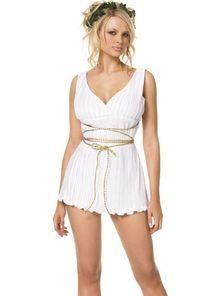 Маскарадный костюм греческой богини