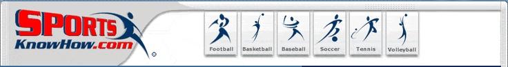 SportsKnowHow.com - Sports Court & Field Dimensions Diagrams - SportsKnowHow.com