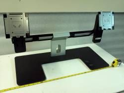 Computer Accessories for sale at bmisurplus.com. SKU#  10735 - Dell 0HXDW0 MDS14 Dual Monitor Stand