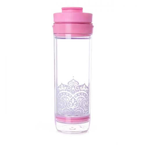 Pure Pink Colour Changing Iced Tea Press