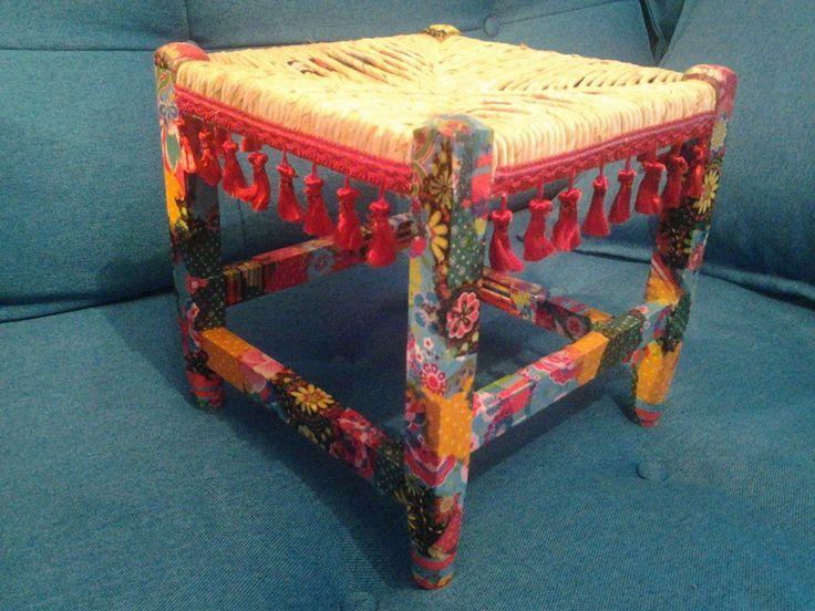 just beautiful small seat made by Erifili