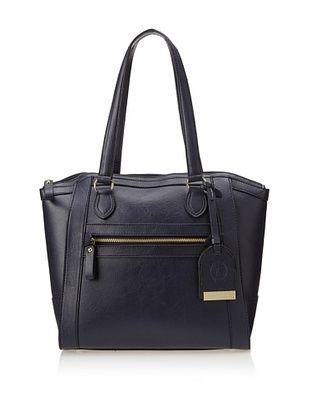 61% OFF London Fog Women's Women's Fielding Tote Bag, Navy