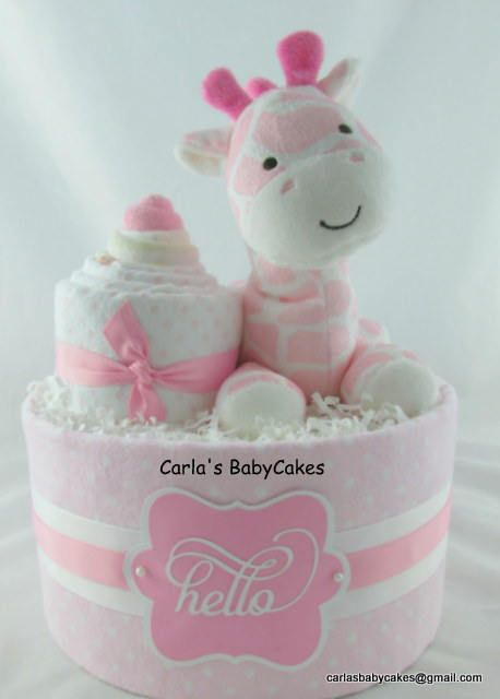 small diaper cake instructions