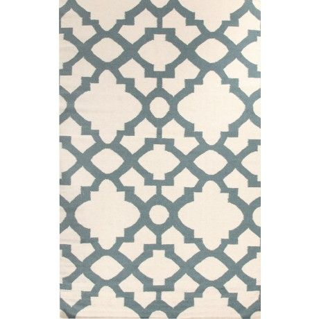 Mali Indian Dhurrie Rug via Temple and Webster