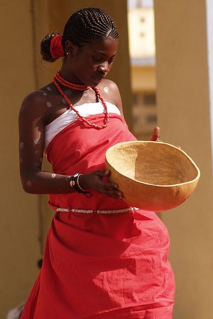 Traditional Dress, Cote d'Ivoire