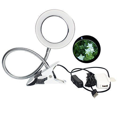 FIGHTART magnifier magnifying LED lamp Portable clip light permanent eyebrow tattoo tattoo nail cloak lipstick tattoo beauty care nail salon USB (cold light). For product & price info go to:  https://beautyworld.today/products/fightart-magnifier-magnifying-led-lamp-portable-clip-light-permanent-eyebrow-tattoo-tattoo-nail-cloak-lipstick-tattoo-beauty-care-nail-salon-usb-cold-light/ #tattoocareproducts #tattooinfo