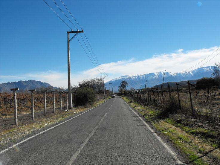 Calles  Rurales