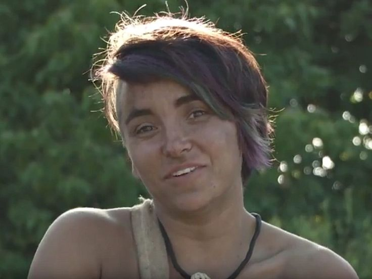 Andrea Naked And Afraid