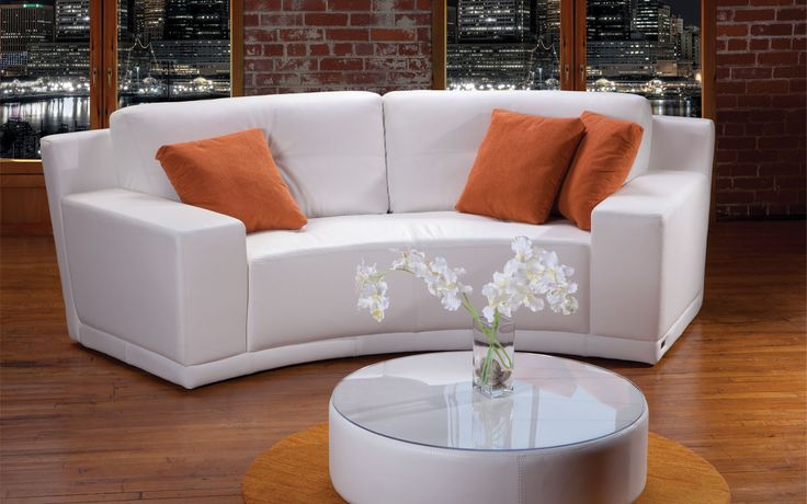 Sectional Expo Contemporary Style Platinum Collection