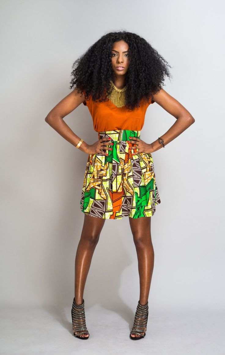 17 best images about openya couture on pinterest orange for Couture de kita pagne