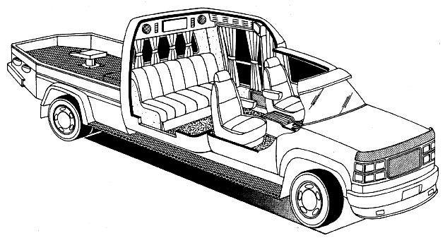Roadmaster Truck Tonneau Cover Trucks Car Accessories For Girls