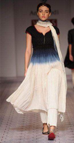 Anju Modi - Awesome Indian clothing designer.
