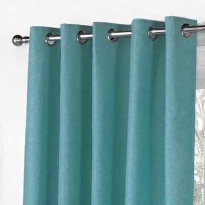 Image result for teal curtains