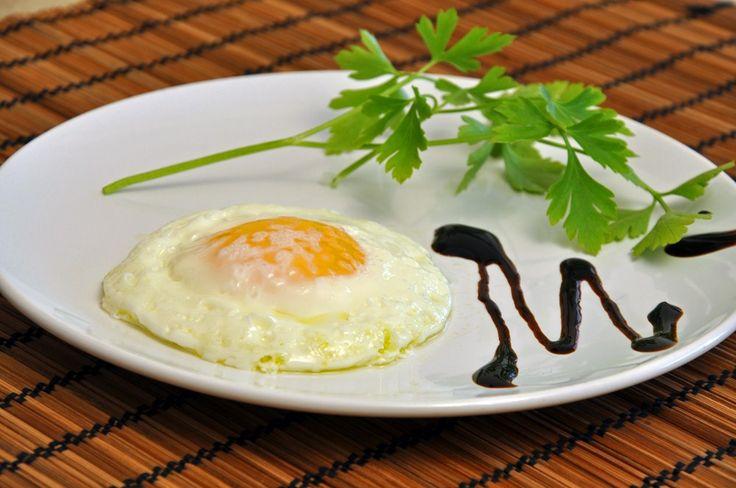 cocinar huevos en el microondas