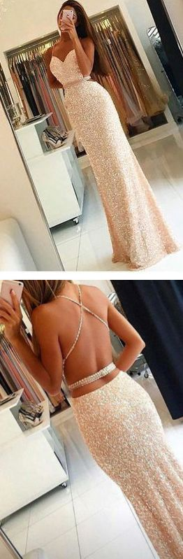 Prom Dress,Prom Dress,Sparkly Sexy Long Prom Dresses,Sequin Shiny Prom Gowns,Spaghetti Straps Backless Woman Formal Dress,sexy prom dress