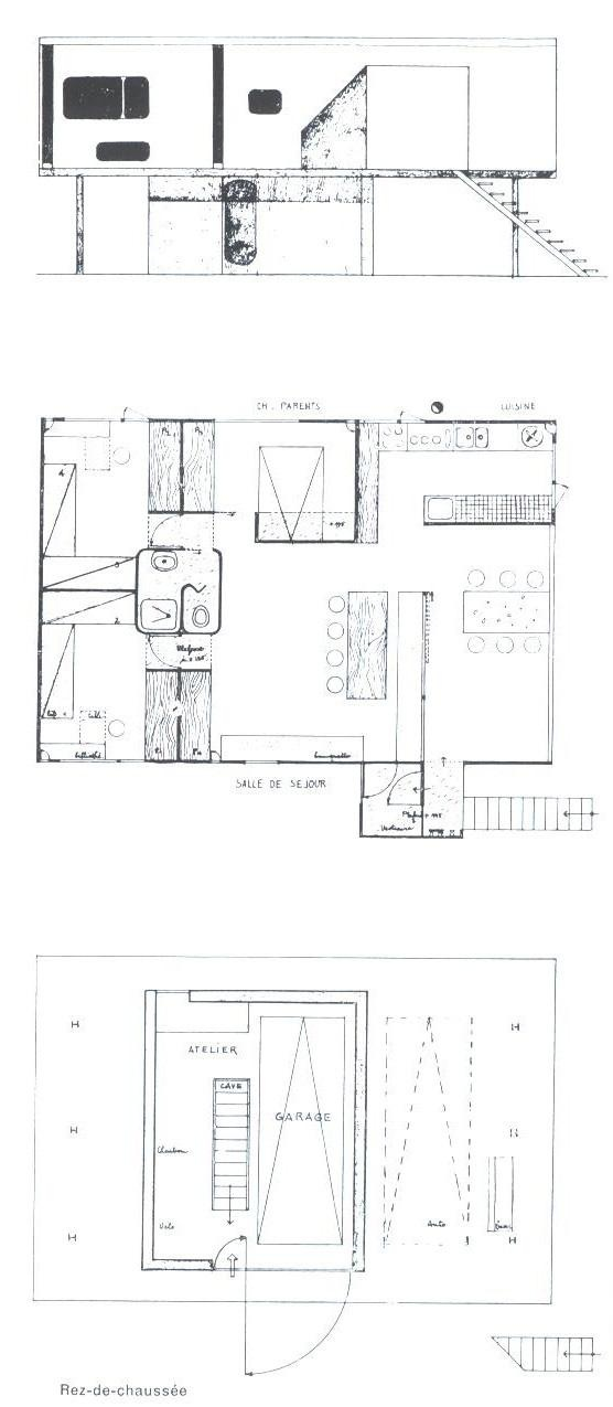 430 best architecture plans images on pinterest