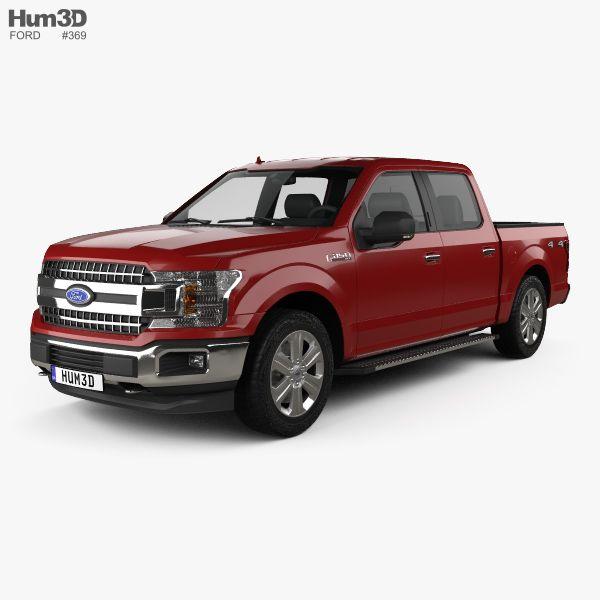 358 best ford 3d models images on pinterest. Black Bedroom Furniture Sets. Home Design Ideas