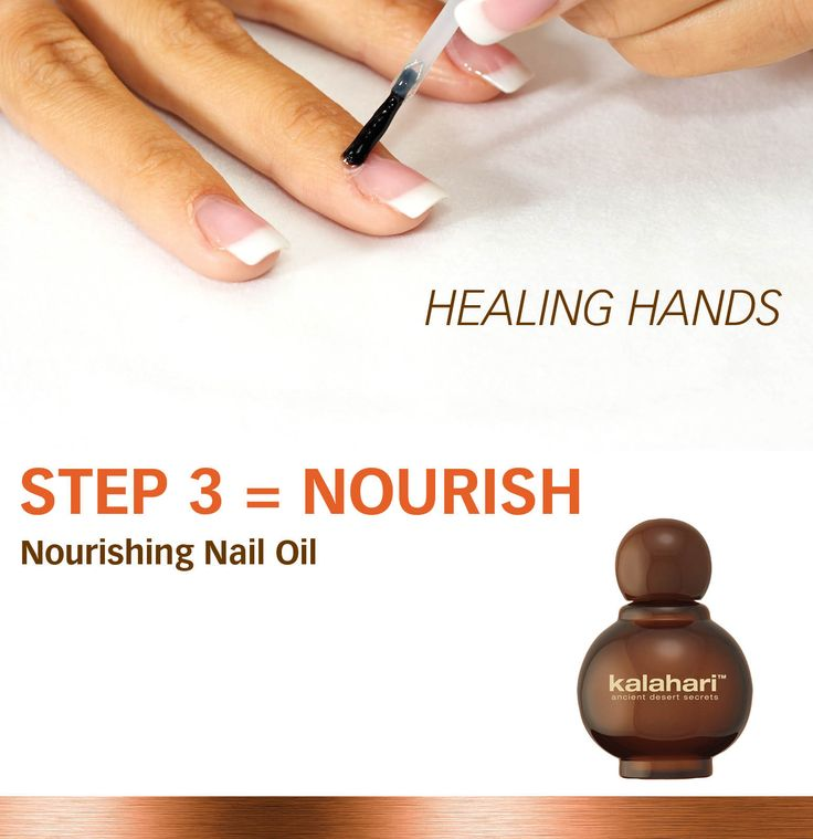 Our award-winning nail oil compounded from Sweet Almond Oil and Kalahari Melon Seed Oil ensures that your nails and cuticle are moisturised and healthy-looking all year round.