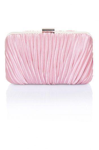 Chi Chi London Satin Clutch Bag Pink 1 220x330 Fab pink clutch bags