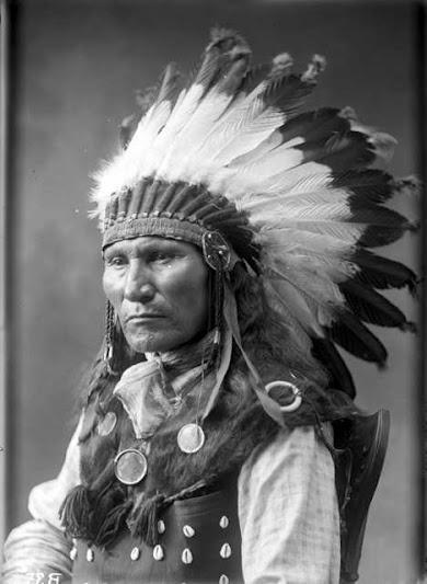 Little Soldier (aka Louie Sitting Bull) - Hunkpapa - circa 1926