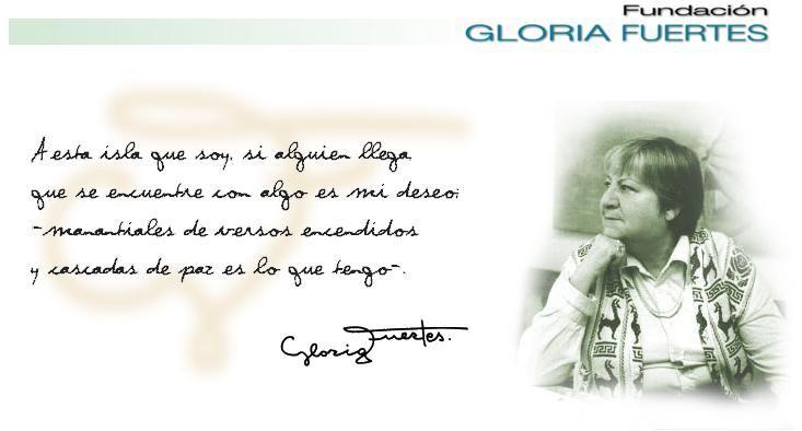 Gloria Fuertes,Un centenario para no olvidar