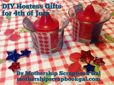 hostess gifts 4th of july