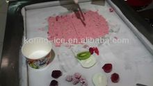 2014 New Style Marble Slab Top Fried Ice Cream Machine, Hot Selling!!