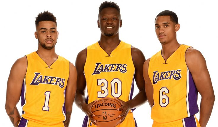 Lakers Finalize Roster for Opening Night | Los Angeles Lakers