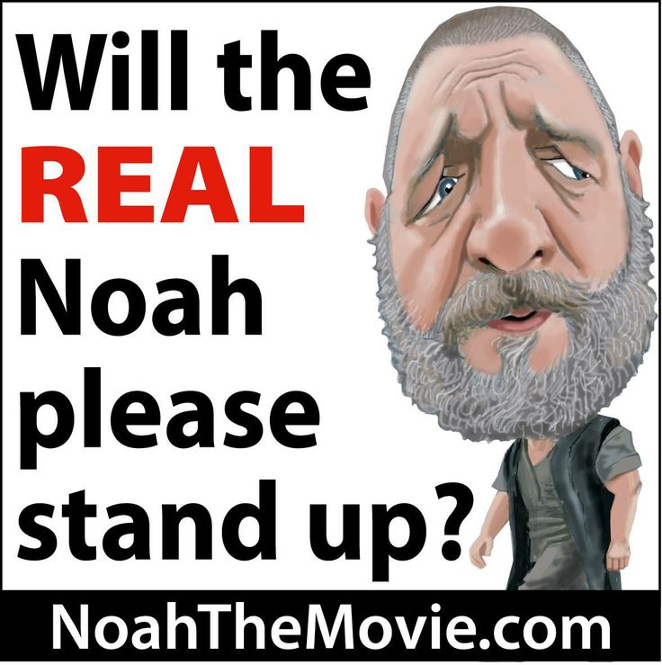 From A Biblical Viewpoint Noah Himself Is About As Far Away The Of