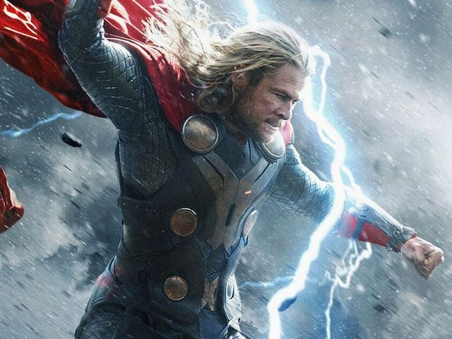 """I got: Thor! Which Superhero Is Your Guardian Angel? """"Your personality would draw the attention of superhero legend Thor. You're strong but sincere, which no doubt is what attracted the interest of this Norse god. You have definitely earned the respect of this hero, who has vowed to watch over your well being."""""""