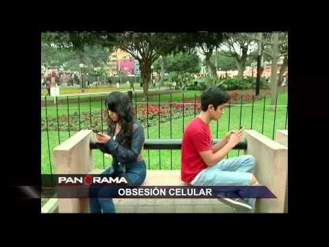 Obsesión celular: la nomofobia y otros males del siglo XXI - YouTube  15 minute news report about the effects of Nomofobia