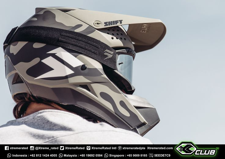 SHIFT MX | WHIT3 LABEL HELMET & WHIT3 LABEL GOGGLES |  Available now in all XCLUB leading stores | tinyurl.com/yann2wsh |  #xtremerated #xclub #shiftmx #mx #dirtbike #goggles #helmet