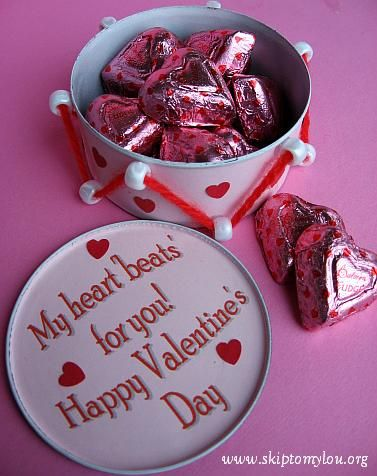 """My Heart """"Beats"""" for You, Valentine"""