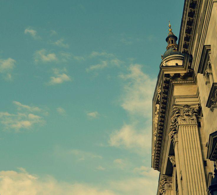 Pest,St.Stephen' s Basilica