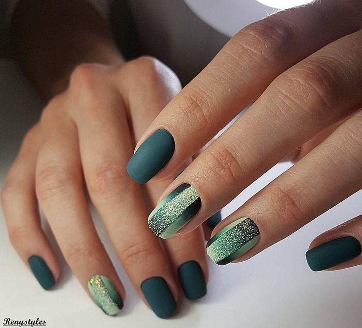24 Subtle But No Less Amazing Matte Nail Designs