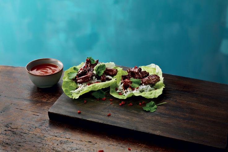 Koreanske BBQ-bulgogi | Santa Maria
