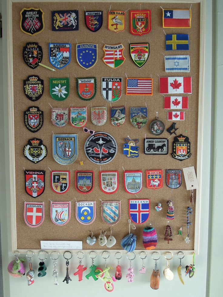 Travel patches                                                       …                                                                                                                                                     More