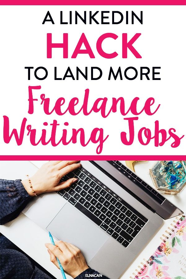 How A Linkedin Banner Leads To More Freelance Writing Gigs Elna Cain Freelance Writing Writing Jobs Freelance Writing Jobs
