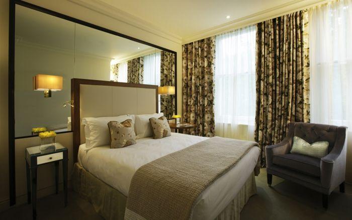 354 best Schlafzimmer images on Pinterest Interiors, Living room - farbideen wohnzimmer braun