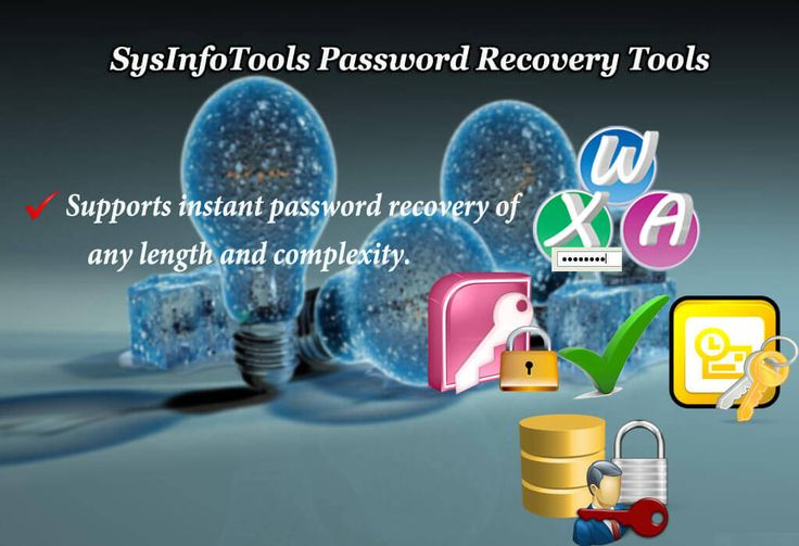 8 best Password recovery tool images on Pinterest Recovery tools