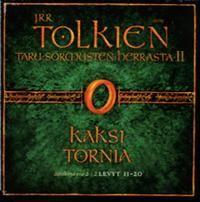 10,10e Taru sormusten herrasta 2 (10 cd-levyä). TÄMÄ neljäntenä.