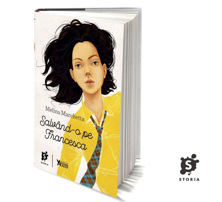 Salvând-o pe Francesca, Melina Marchetta, Storia Books 2017