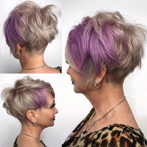 35+ Frisuren für Frauen über 50 für einen schönen neuen Stil!