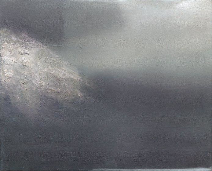 Ørnulf Opdahl - Bre, 2005, Oil on canvas