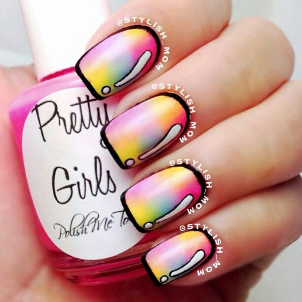 Nail Salons And Trendy Hair: 789 Best Trendy Nails, Hair, And Cosmetics Images On