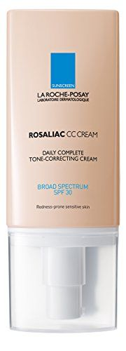Tone-correcting CC Cream foundation with Broad Spectrum SPF 30. Provides instant coverage and reduction in the appearance of redness, while hydrating skin. Contains natural extract, Ambophenol and a universally blendable shade to help reduce visible redness.