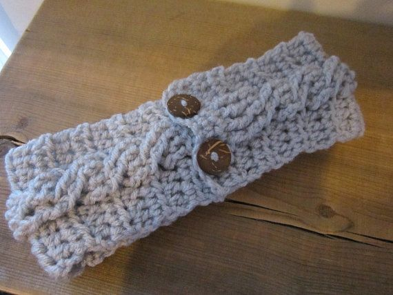 Free Adjustable Crochet Headband Pattern : 223 best images about ear warmers on Pinterest Crochet ...