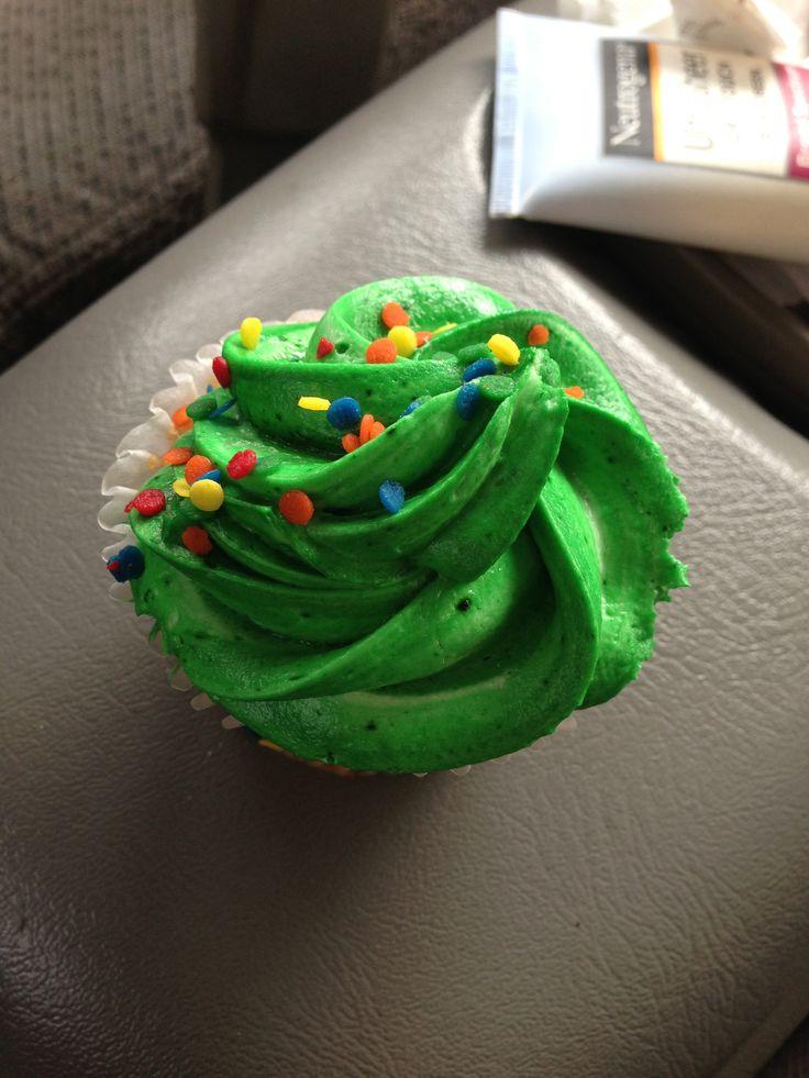 Yummy publix cupcake